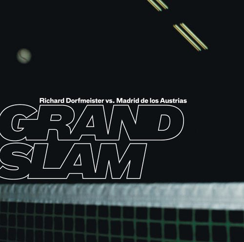 Richard Dorfmeister  vs. Madrid - GRAND SLAM  CD
