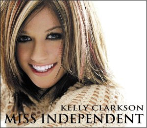 Kelly Clarkson  - Miss Independent CD Single, Import