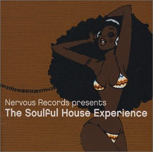 The Soulful House Experience - Nervous records presents (Used CD)
