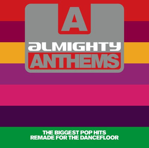 Almighty - Anthems - 2CD