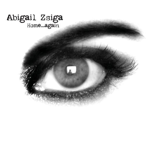 Abigail  ('Let The Joy Rise' singer)  Home....Again CD