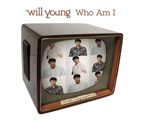 Will Young - Who Am I (CD single)