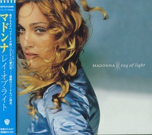 Madonna - RAY OF LIGHT + 1 bonus track - JAPAN CD (NEW)