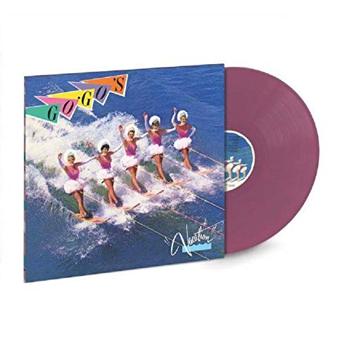 The Go-Gos - Vacation (2017 Colored vinyl) LP  New