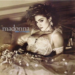 Madonna - Like A Virgin LP VINYL (2016)
