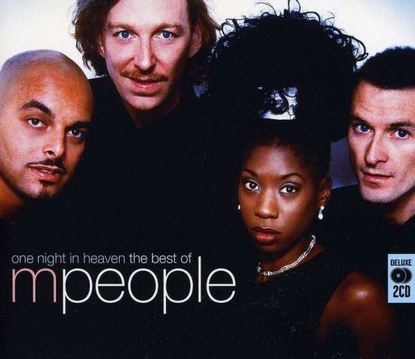 M People - One Night in Heaven: The Best of M People CD
