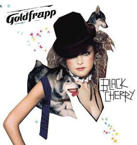 Goldfrapp - Black Cherry - CD