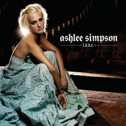 Ashlee Simpson - L.O.V.E (LOVE) CD single