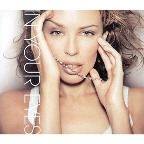 Kylie Minogue -  In Your Eyes CD1 UK Single, Import