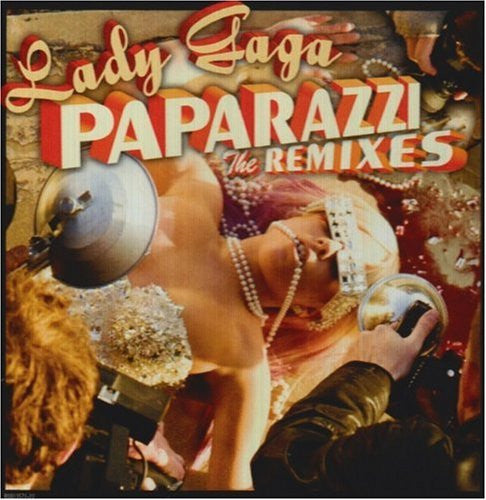 Lady Gaga - Paparazzi: The Remixes CD Maxi Single - New
