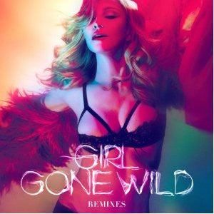Madonna Girl Gone Wild (UK 8 track) CD single (Official)