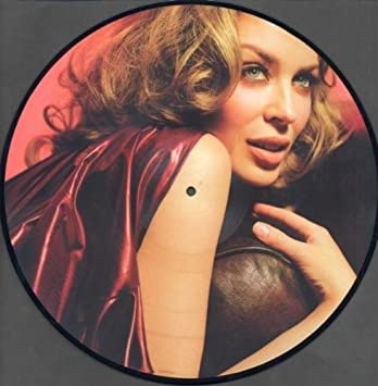 Kylie Minogue - Chocolate LP Picture Disc Vinyl
