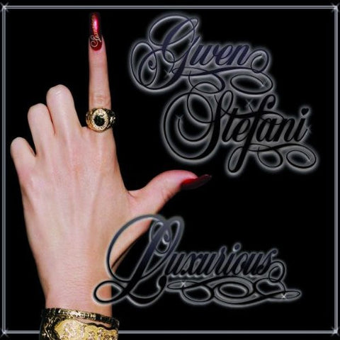 Gwen Stefani - Luxurious (CD single)
