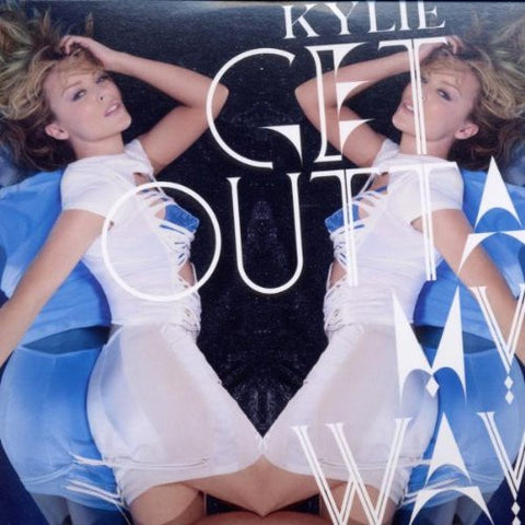 Kylie Minogue - Get Outta My Way CD