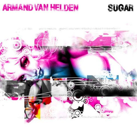 Armand Van Helden - Sugar - CD Single