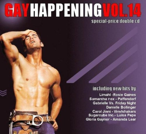 Gay Happening, Vol. 14 - 15th Anniversary 2CD