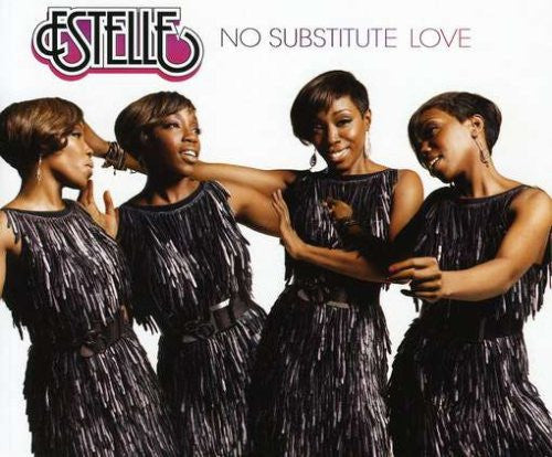 Estelle - No Substitute Love - IMPORT CD Maxi-Single