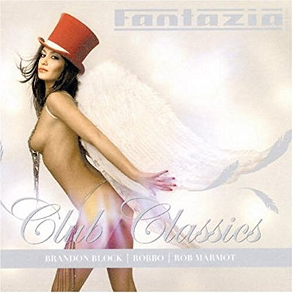 Fantazia - Club Classics 3 CD set 1990-2006