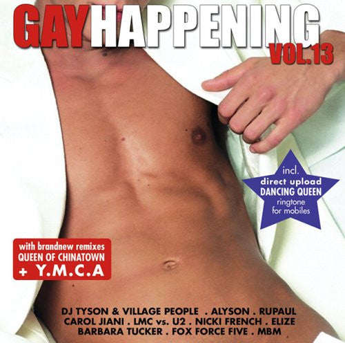 Gay Happening Vol. 13 - CD