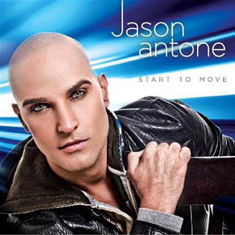 Jason Antone - Start to Move  CD