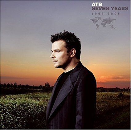 ATB - Seven Years 1998-2003  CD / DVD (PAL)  Limited Edition
