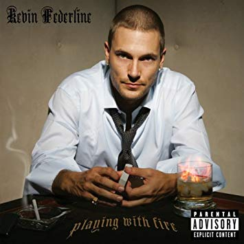 Kevin Federline - Playing With Fire CD - New