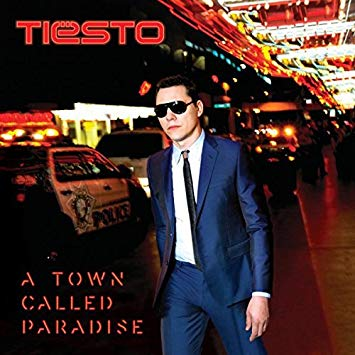 Tiesto - A Town Called Paradise  CD -New