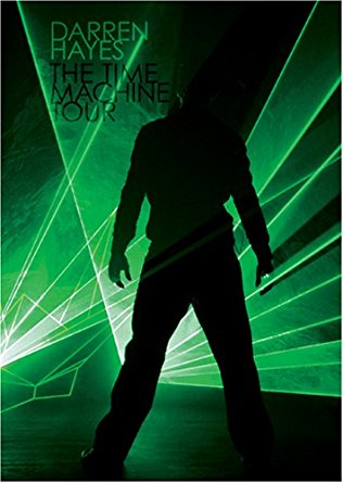 Darren Hayes - The Time Machine Tour DVD (New)