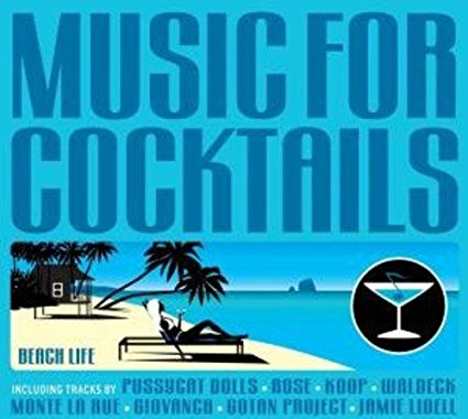 Beach Life - Music For Cocktails (Various) 2CD Import