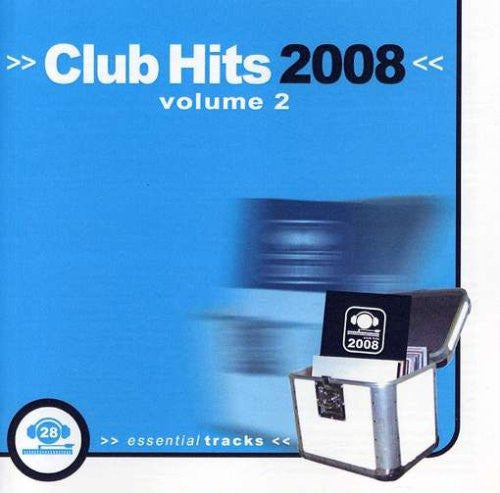 Club Hits 2008, Vol. 2 - 2CD