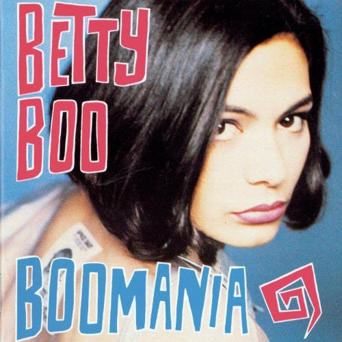Betty Boo - Boomania (Deluxe Edition Remastered 2 CD + Mixes)