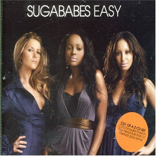 Sugababes - Easy CD1 (Import CD single)