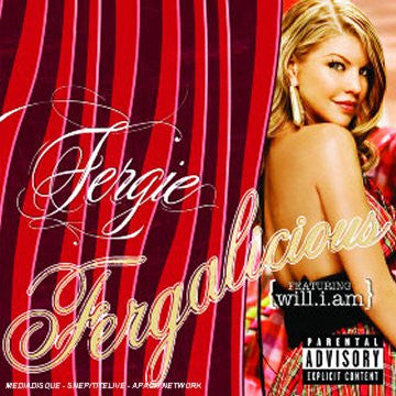 Fergie - Fergalicious - CD Maxi-Single