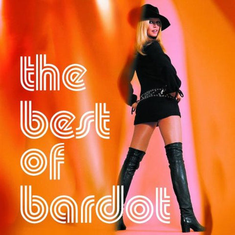 Brigitte Bardot - The Best Of Brigitte CD