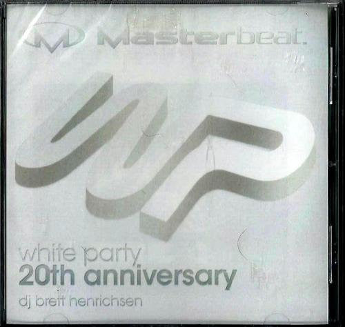 Masterbeat - White Party 20th Anniversary - CD