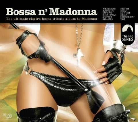 Bossa n' Madonna - CD (NEW)