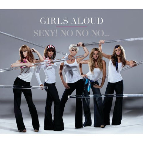 Girls Aloud - Sexy! No No No... - Import CD Maxi-Single