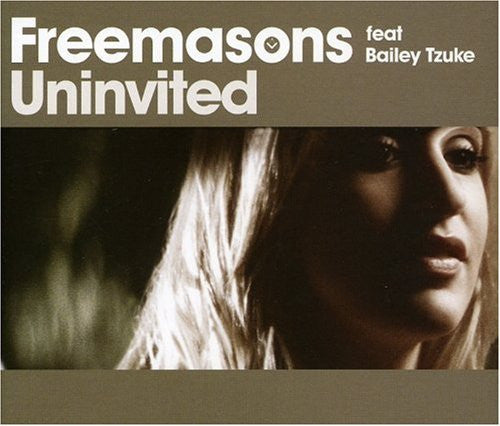 Freemasons ft. Bailey Tzuke - Uninvited - Import CD Maxi-Single