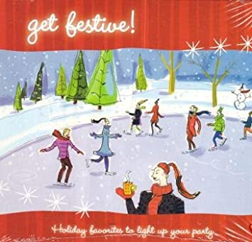 Get Festive! Holiday Favorites CD - New