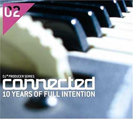 Full Intention- 10 years of Full Intention 3CD set -Used