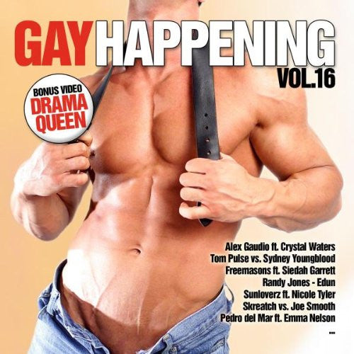 Gay Happening, Vol. 16 - CD NEW