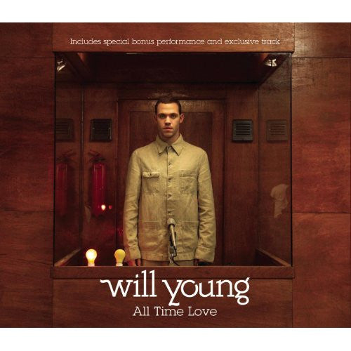 Will Young - All Time Love  (CD single) NEW
