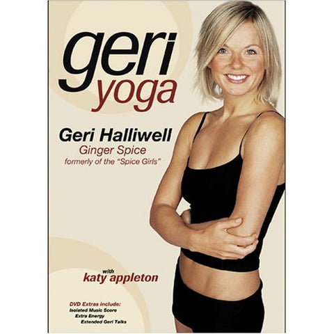 Geri Halliwell - YOGA DVD  (New)