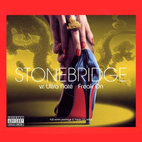 Stonebridge ft: Ultra nate - Freak On (CD single)