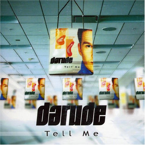 Darude - Tell Me - Import Remix Maxi-Single CD