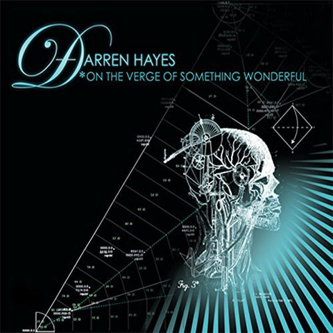 Darren Hayes - On The Verge Of Something Wonderful - Import CD Maxi-Single