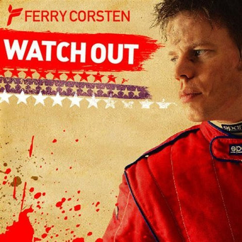 Ferry Corsten - Watch Out CD maxi single (New)