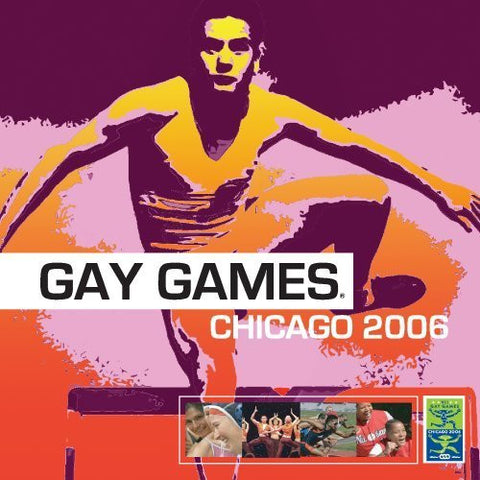 Gay Games Chicago 2006 by DJ Joe Bermudez CD
