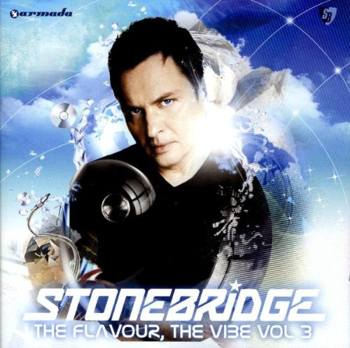 StoneBridge - The Flavour, The Vibe 3 :  CD