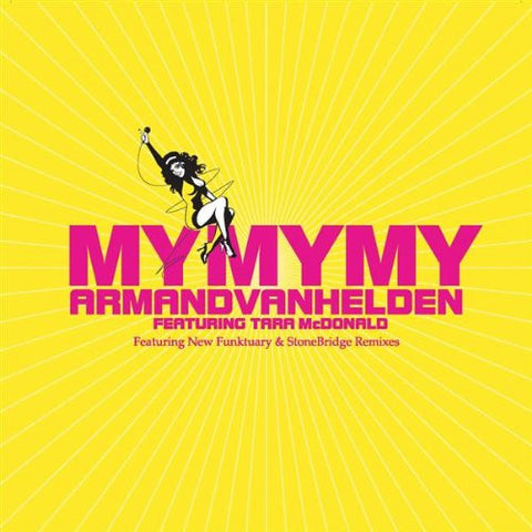 Armand Van Helden ft. Tara McDonald - My My My - CD Single